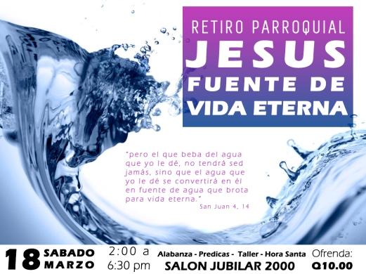 AFICHE retiro parroquial (2)